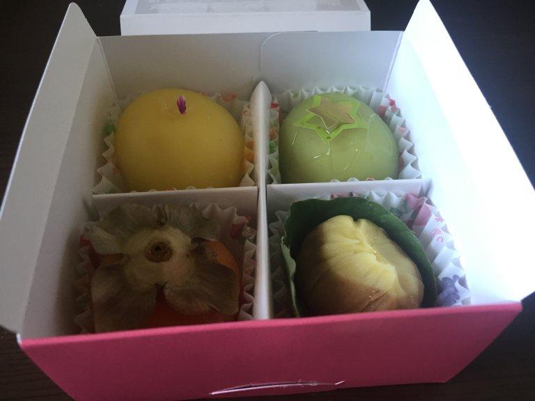 松竹堂フルーツ餅を購入して食べました!価格とか